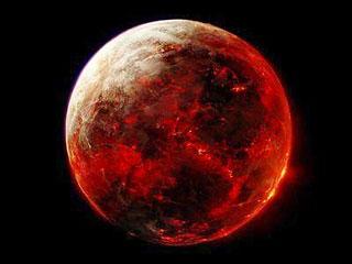 Новая планета CoRoT-7b. Фото: Wikipedia