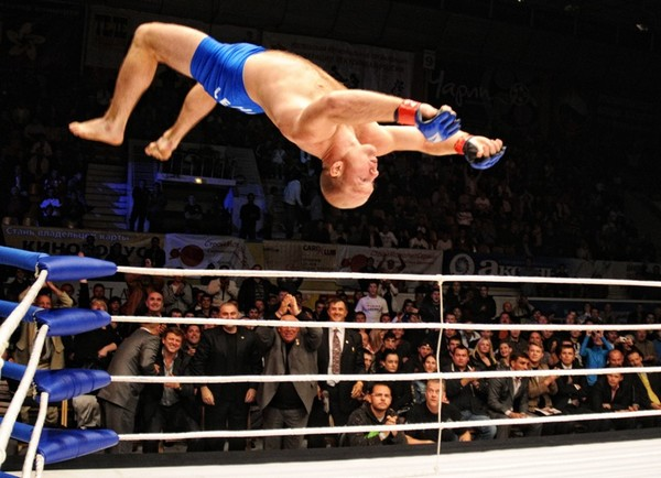 Фото Mix-Fight M-1