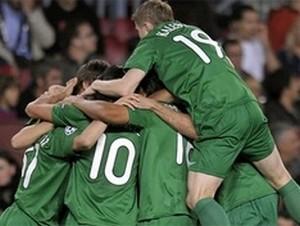 Рубин обыграл Барсу. Фото: uefa.com