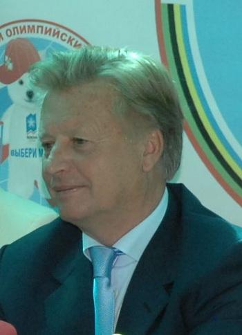 Президента ОКР Леонид Тягачев. Фото: Николай Зуев
