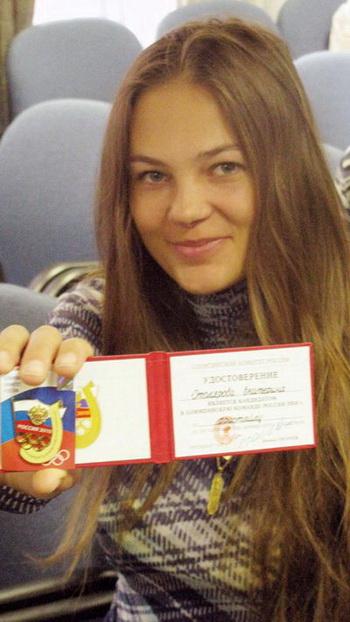 Столярова Катя. Фото: Николай Зуев