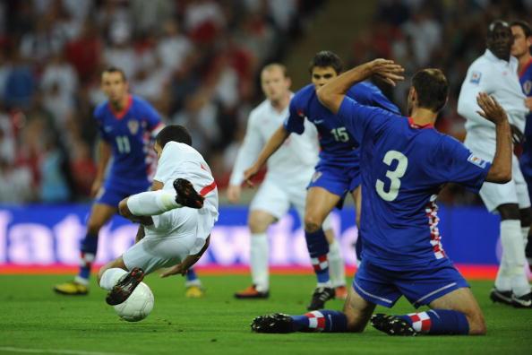 Англия – Хорватия. Фото:Shaun Botterill,Michael Regan - The FA/Getty Images Sport