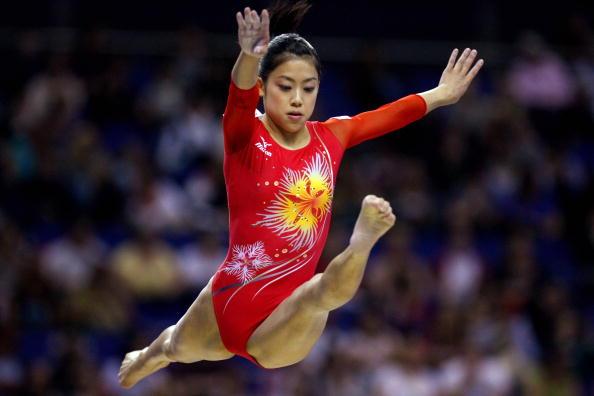 Чемпионат мира по спортивной гимнастике фото: Richard Heathcote,Clive Rose /Getty Images Sport