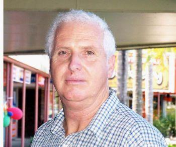 Андрю Браин, 55 лет, водитель автобуса. Фото: Великая Эпоха