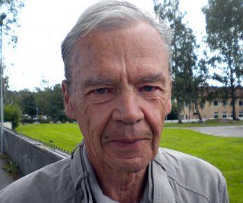 69-летний Актер Рольфа Клэнга,  бывший учитель. Фото: Великая Эпоха