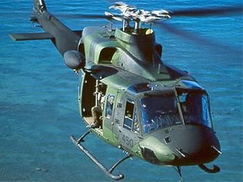 Вертолет Bell-412. Фото с defenseindustrydaily.com