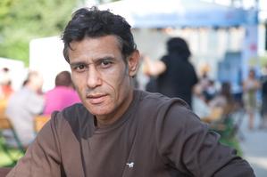 Ибрахим Абужадо, педагог из Берлина. Фото: Maria Zheng /The Epoch Times