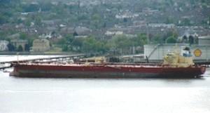 Танкер Krymsk. Фото пользователя goolio с vesseltracker.com
