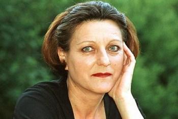 За здоровый образ жизни. Лауреат Нобелевской премии по литературе за 2009 год Герта Мюллер. Фото c epochtimes.com