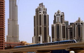 Метрополитен станет новым достоянием Дубаи. Фото: MARWAN NAAMANI/AFP/Getty Images