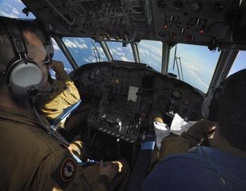 Крупные обломки ТУ-142 обнаружены в Татарском проливе. Фото: AFP/Getty Images