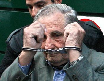 Уругвайский диктатор приговорен к 25 годам тюрьмы. Фото: AFP/Getty Images News