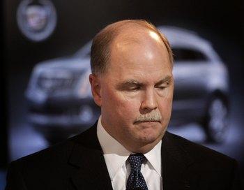 Фриц Хендерсон возглавлял GM с марта 2009 года. Фото:  Bill Pugliano/Getty Images