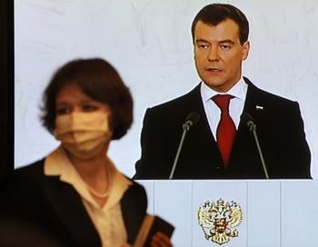 В конце ноября саратовцы обратились к президенту Дмитрию Медведеву с открытым письмом, в котором попросили разобраться со сложной ситуацией в связи с эпидемией