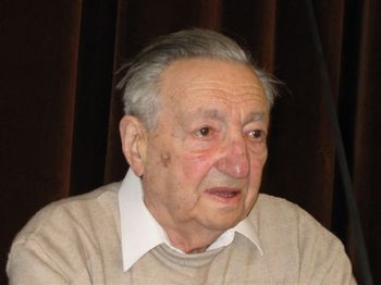 Марек Эдельман. Фото: с сайта  wikimedia.org