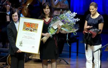 В 2009 году лауреатом премии Астрид Линдгрен оказалась палестинская образовательная и культурная организация