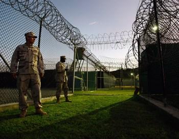 Центр для заключенных на военной базе США в Гуантанамо, Куба.  Фото: John Moore/GettyImages