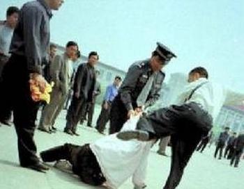Репрессии Фалуньгун в Китае. Фото: Великая Эпоха (The Epoch Times)