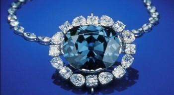Бриллиант Hope Diamond Foto: jewelry.com