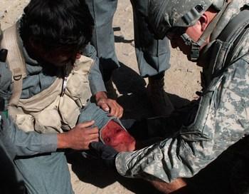 Число жертв армии США в в Афганистане этом году возрасло до 297. Фото: Chris Hondros/Getty Images
