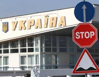 В ночь на 26 ноября при попытке пересечь украинско-российскую границу на машине был застрелен гражданин Украины. Фото:  OLEKSANDER ZOBIN/AFP/Getty Images