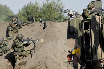 Афганистан. Фото: RICK NEDERSTIGT/AFP/Getty Images