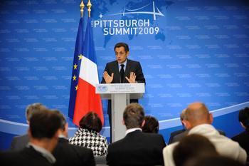 Формат G20 станет главным для решения вопросов глобальной экономики. Фото: ERIC FEFERBERG/AFP/Getty Images