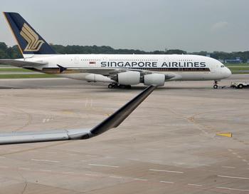 Airbus в два раза обогнал Boeing по количеству заказов. Фото: ЛОРЕНТА FIEVET/AFP/Getty Images