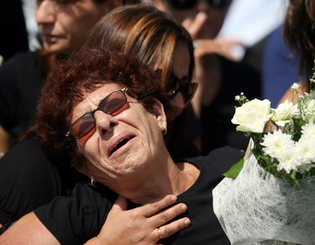 Из могилы похищено тело бывшего президента Кипра. Фото: ARIS MESSINIS/AFP/Getty Images