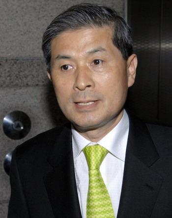 Эксперт по клонированию Хван Ву-Сук. Фото: КИМ JAE-HWAN/AFP/Getty Images