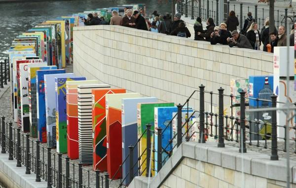 Поворот истории. Падение Берлинской стены. Фото: Getty Images