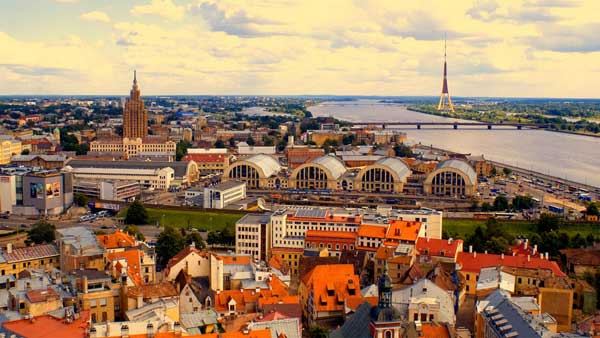 Недвижимость в Латвии.Фото с сайта megalife.com.ua