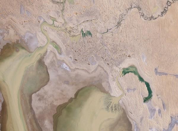 Австралия. Фото: NASA, GeoEye