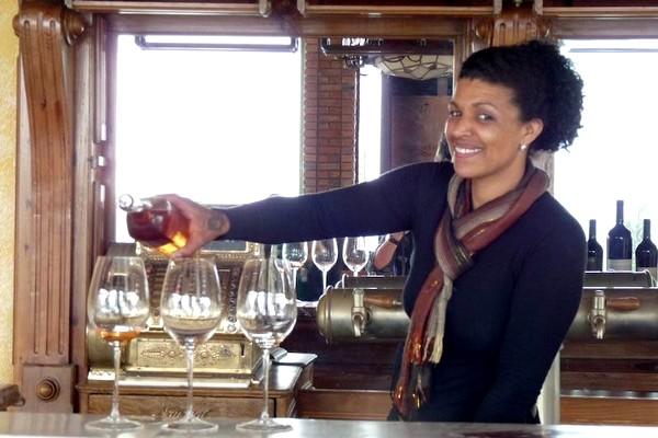Дегустация вин в винограднике «Вилла Франчиони». Фото: Bernd Крегель