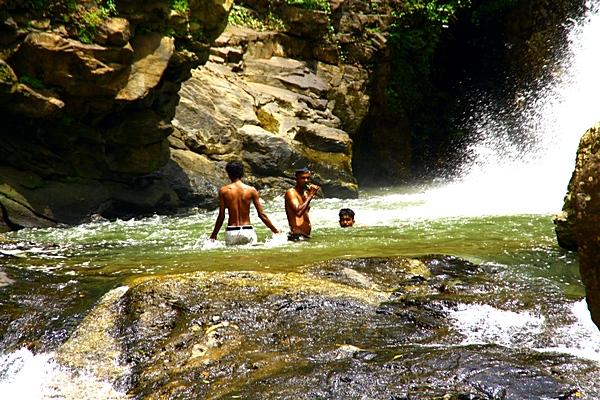 Шри-Ланка. Водопад. Фото: Сима Петрова/Великая Эпоха (The Epoch Times)