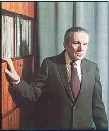 Моисей Вейнберг. Фото с сайта world.lib.ru