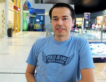 Дубай, ОАЭ Томас, 42, менеджер по продажам. Фото с сайта theepochtimes.com