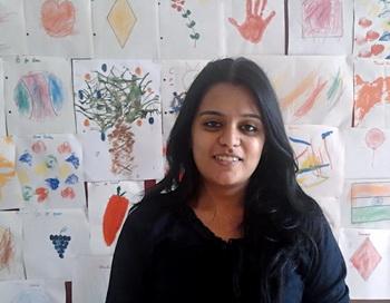 Бангалор, Индия Мега Вора, 20, студентка питания и диетологии. Фото с сайта theepochtimes.com