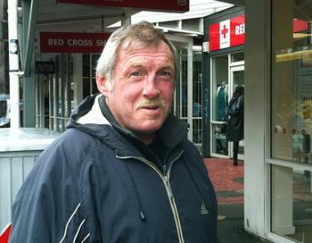 Веллингтон, Новая Зеландия Росс Хант, 54, пенсионер. Фото с сайта theepochtimes.com