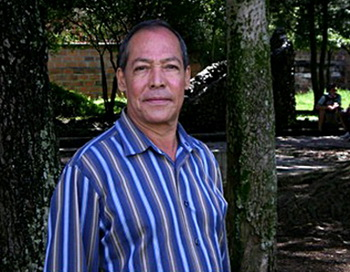 Итагуи, Колумбия Хорхе Луис Энао Агудело, 62, государственный служащий / Певец. Фото с сайта theepochtimes.com