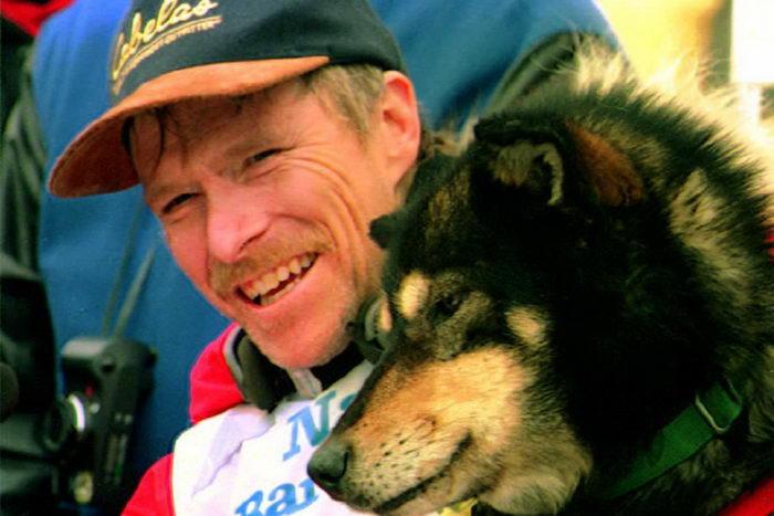 Престижные гонки на собачьих упряжках начались сегодня на Аляске. Фото: Rob STAPLETON/AFP/Getty Images