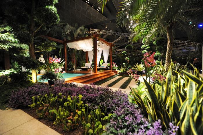 Международная выставка Garden EXPO. Фото: ROSLAN RAHMAN/AFP/GettyImages