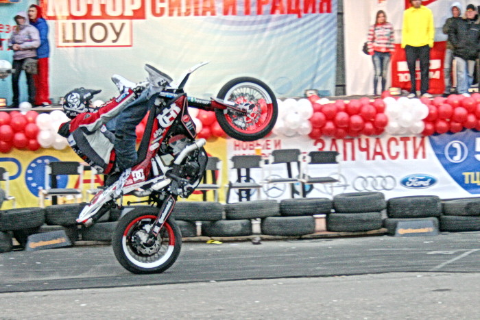 «Байкал моторшоу-2012». Фото: Оксана Торбеева/Великая Эпоха (The Epoch Times)