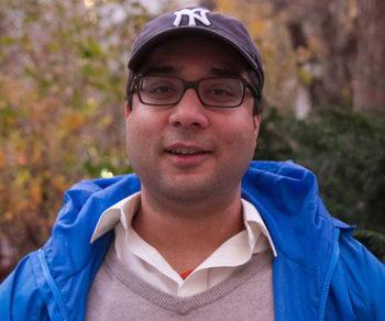 Нишант Тъягия, Нью-Йорк, США. Фото: Великая Эпоха (The Epoch Times)
