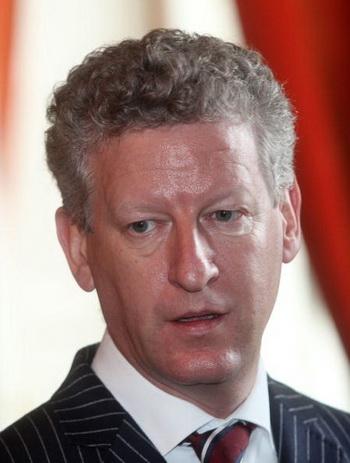 Министр обороны Бельгии Питер де Крем. Фото: Getty Images