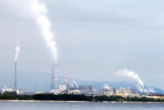 Байкальский целлюлозно-бумажный комбинат скоро закроется. Фото: STRINGER/AFP/Getty Images