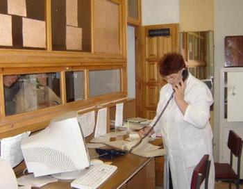 Электронные карты больных появятся в 2013 году. Фото с сайта kirovnet.ru