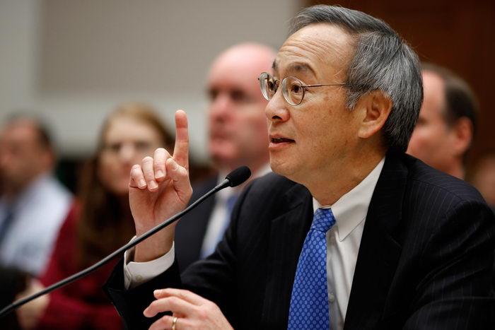 Министр энергетики США Стивен Чу. Фото: Chip Somodevilla/Getty Images
