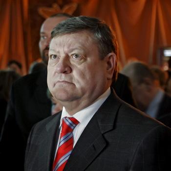 Губернатор Ленинградской области Валерий Сердюков. Фото РИА Новости