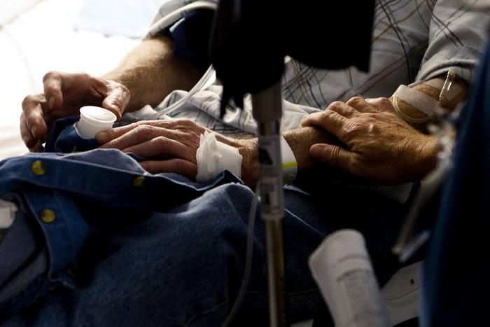 Гипертонией страдает почти миллиард человек в мире. Фото: Suzy Allman/Getty Images